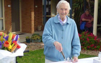 Grovedale resident celebrates 100th Birthday!