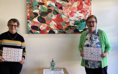 How seniors survived lockdown Strong community spirit