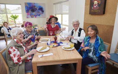 Yakamia seniors celebrate Neighbour Day in style