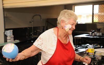 Horsham seniors get creative for Neighbour Day