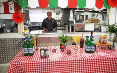 Seniors celebrate Neighbour Day the Italian way